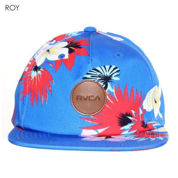 RVCA ルーカ キャップ メンズ ROMEO SNAPBACK AJ041-934 2019春夏|3direct|09