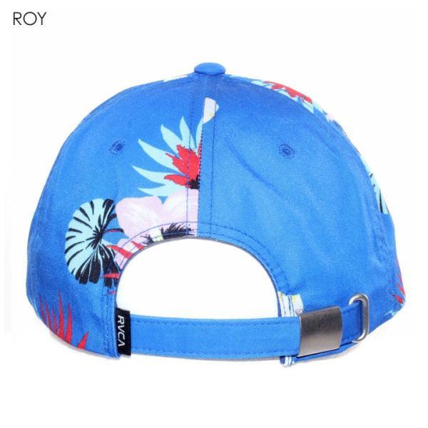 RVCA ルーカ キャップ メンズ ROMEO SNAPBACK AJ041-934 2019春夏|3direct|10
