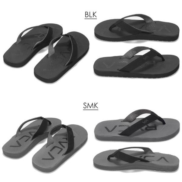 RVCA ルーカ ビーチサンダル メンズ SUBTROPIC SANDAL - AJ041-972 2019春夏|3direct|04