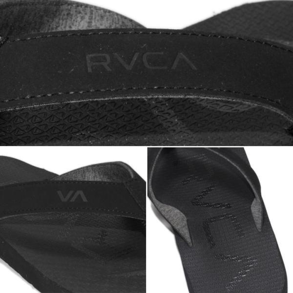 RVCA ルーカ ビーチサンダル メンズ SUBTROPIC SANDAL - AJ041-972 2019春夏|3direct|05