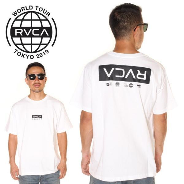 RVCA ルーカ Tシャツ メンズ RVCA TOKYO 2019春夏|3direct