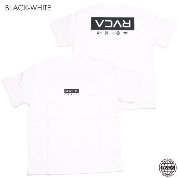RVCA ルーカ Tシャツ メンズ RVCA TOKYO 2019春夏|3direct|05