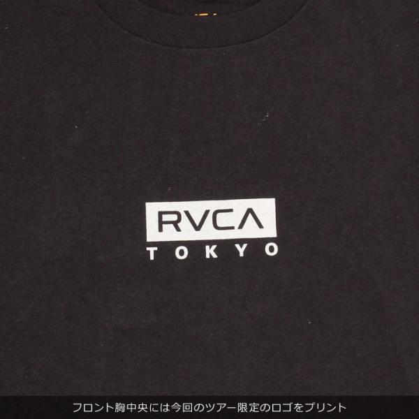RVCA ルーカ Tシャツ メンズ RVCA TOKYO 2019春夏|3direct|06