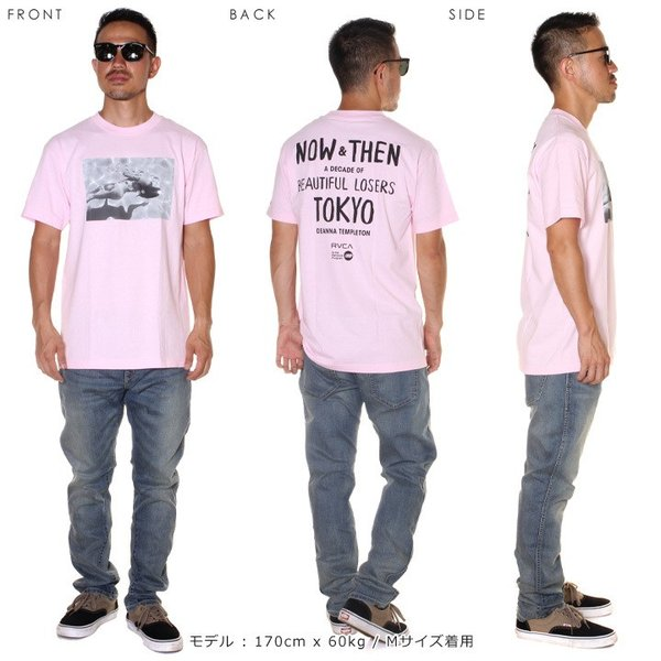 RVCA ルーカ Tシャツ メンズ DIENNA BL TOKYO 2019春夏|3direct|08