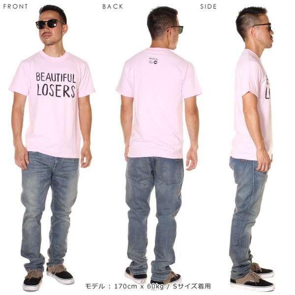 RVCA ルーカ Tシャツ メンズ BEAUTIFUL LOSERS SS 2019春夏|3direct|10