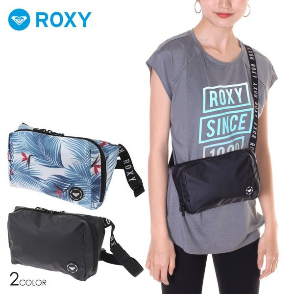 ROXY ロキシー ショルダーバッグ レディース  PALMS MINI SHOULDER RBG191302 2019春夏 3direct