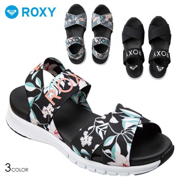SALE セール ROXY ロキシー サンダル レディース FREELY RSD191310 2019春夏|3direct