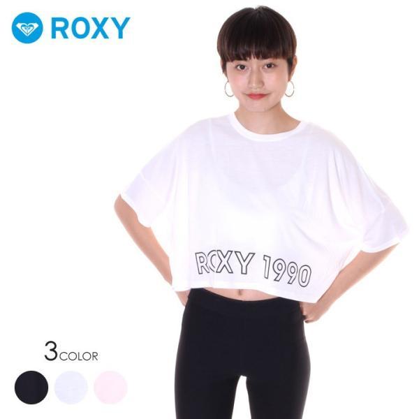 ROXY ロキシー Tシャツ レディース CAUDAL FIN RST191534 2019春夏|3direct