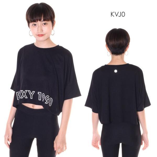 ROXY ロキシー Tシャツ レディース CAUDAL FIN RST191534 2019春夏|3direct|02