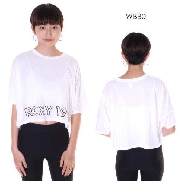 ROXY ロキシー Tシャツ レディース CAUDAL FIN RST191534 2019春夏|3direct|04