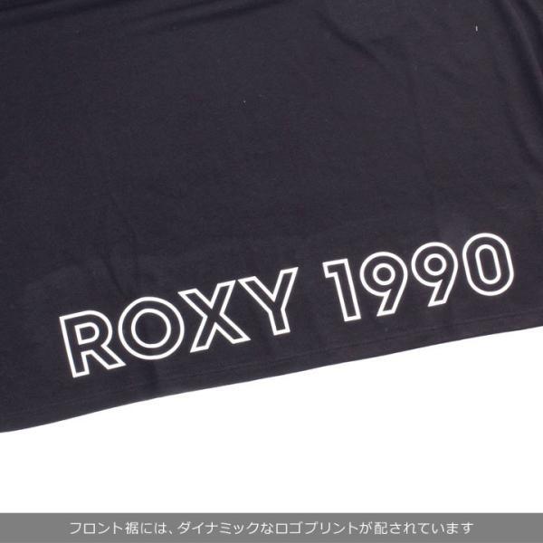 ROXY ロキシー Tシャツ レディース CAUDAL FIN RST191534 2019春夏|3direct|05