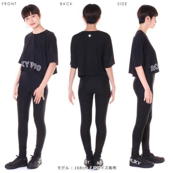 ROXY ロキシー Tシャツ レディース CAUDAL FIN RST191534 2019春夏|3direct|09