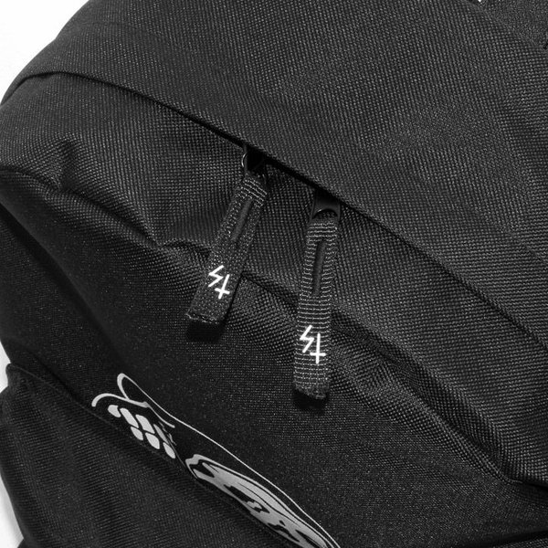LURKING CLASS リュック メンズ PRINT DAYPACK ST18SA04 2018春夏 ブラック ワンサイズ|3direct|10