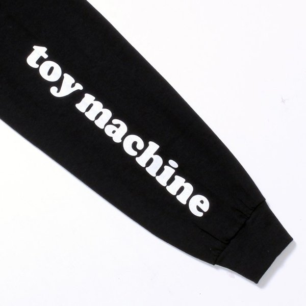 TOY MACHINE トイマシーン Tシャツ ロンT メンズ DAEMON CAT PRINT LONG TEE|3direct|07