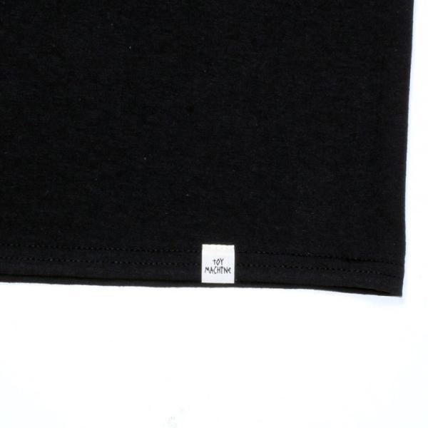 TOY MACHINE トイマシーン Tシャツ ロンT メンズ DAEMON CAT PRINT LONG TEE|3direct|08