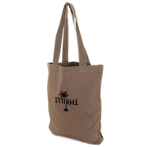 THRILLS スリルズ トートバッグ メンズ THRILLS PALM TOTE TW8-1004VB|3direct|02