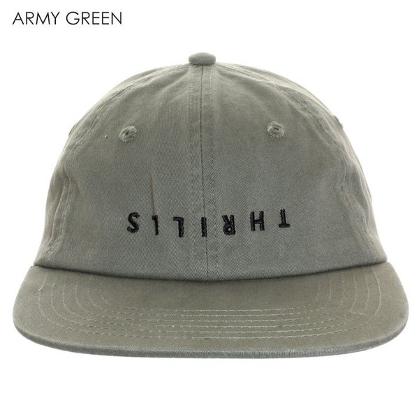 THRILLS スリルズ キャップ メンズ CLASSIC THRILLS CAP TW8-1006|3direct|02