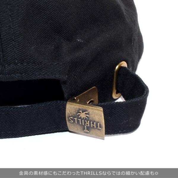 THRILLS スリルズ キャップ メンズ CLASSIC THRILLS CAP TW8-1006|3direct|11