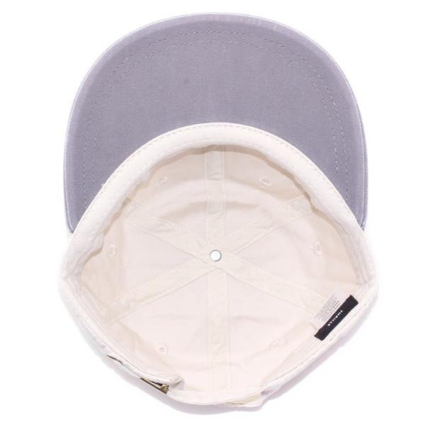 THRILLS キャップ メンズ FAN CLUB CAP TS7-508C 2018春 ベージュ/グレー フリーサイズ|3direct|07