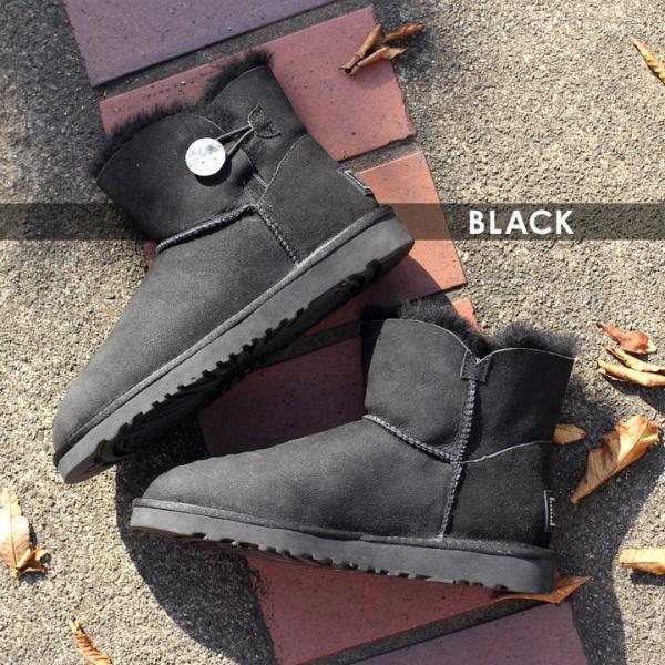 UGG ムートンブーツ ベイリーボタン ブーツ レディース MINI BAILEY BUTTON BLING 新品 1003889|3direct|03