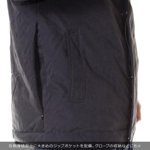 VOLCOM ボルコム ジャケット メンズ GOODMAN JACKET A1731707 2018秋冬 ブラック S/M/L 3direct 12