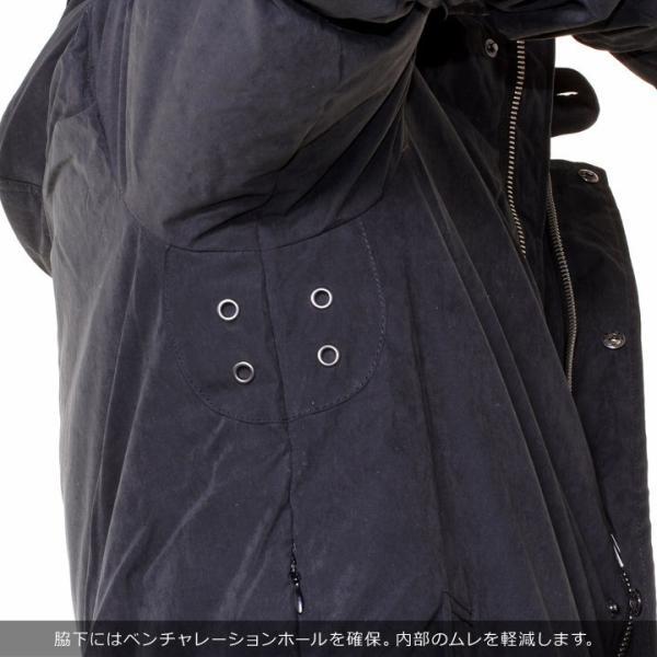 VOLCOM ボルコム ジャケット メンズ GOODMAN JACKET A1731707 2018秋冬 ブラック S/M/L 3direct 13