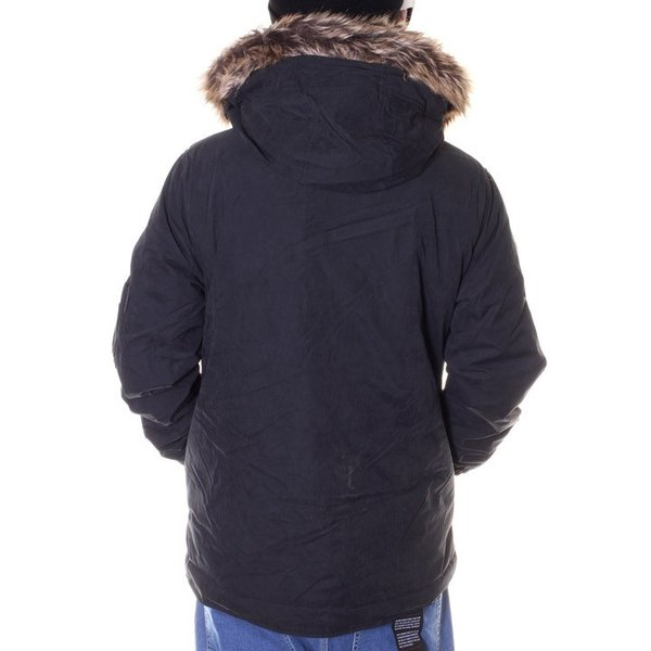 VOLCOM ボルコム ジャケット メンズ GOODMAN JACKET A1731707 2018秋冬 ブラック S/M/L 3direct 06
