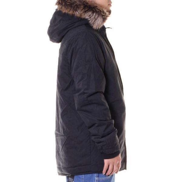 VOLCOM ボルコム ジャケット メンズ GOODMAN JACKET A1731707 2018秋冬 ブラック S/M/L 3direct 07