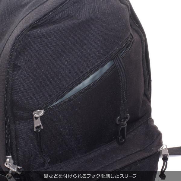 VOLCOM ボルコム リュック メンズ STONE URBAN BAG D65318JC 2018秋冬 ブラック/カーキ 24L|3direct|09