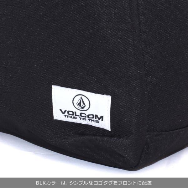 VOLCOM ボルコム リュック メンズ STONE SIMPLE BAG D65318JD 2018秋冬 ブラック/カーキ 27L|3direct|14