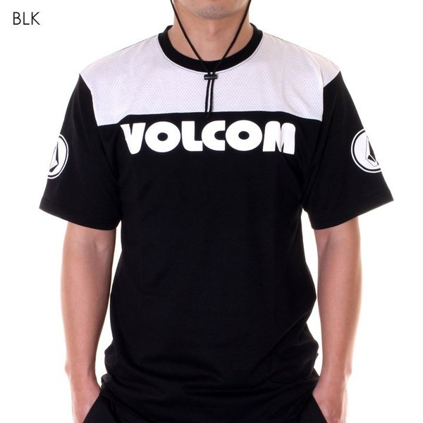 VOLCOM Tシャツ メンズ V MESH S/S TEE A01119JA 2018春夏|3direct|02