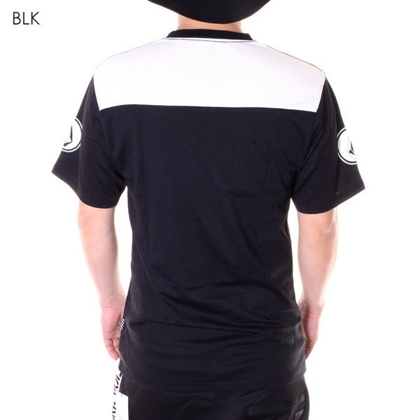 VOLCOM Tシャツ メンズ V MESH S/S TEE A01119JA 2018春夏|3direct|03