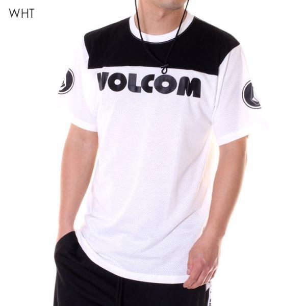 VOLCOM Tシャツ メンズ V MESH S/S TEE A01119JA 2018春夏|3direct|04