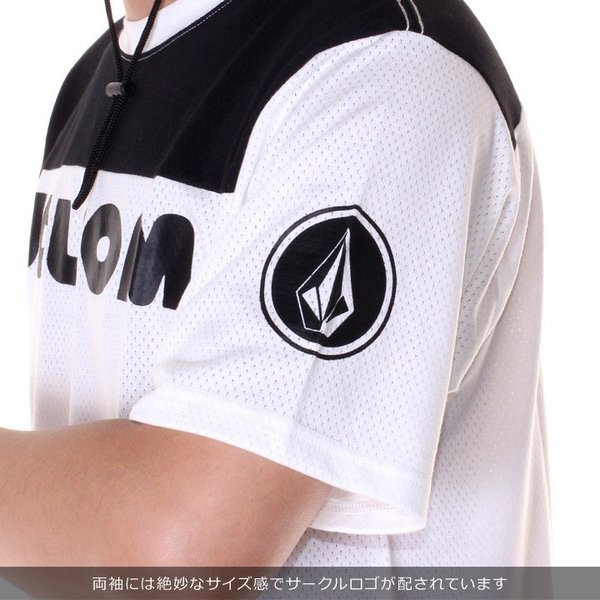 VOLCOM Tシャツ メンズ V MESH S/S TEE A01119JA 2018春夏|3direct|08
