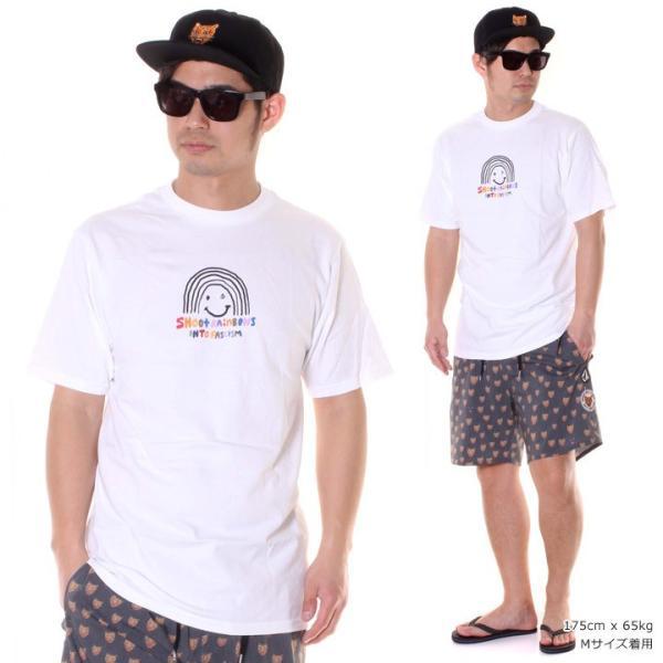 VOLCOM ボルコム Tシャツ メンズ OZZIE RAINBOW S/S TEE A3511904 2019春夏|3direct|02