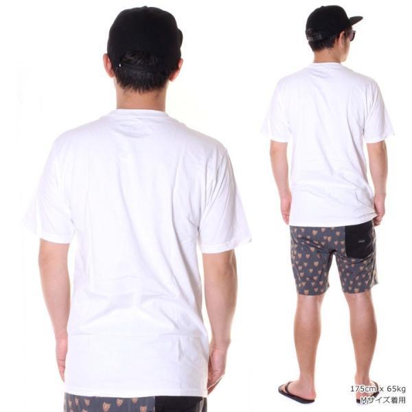 VOLCOM ボルコム Tシャツ メンズ OZZIE RAINBOW S/S TEE A3511904 2019春夏|3direct|03