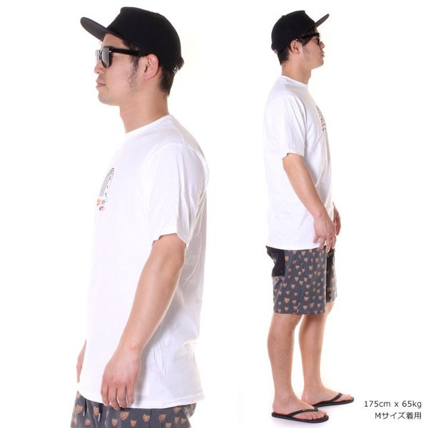VOLCOM ボルコム Tシャツ メンズ OZZIE RAINBOW S/S TEE A3511904 2019春夏|3direct|04