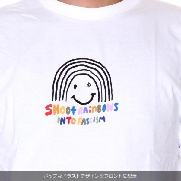 VOLCOM ボルコム Tシャツ メンズ OZZIE RAINBOW S/S TEE A3511904 2019春夏|3direct|07