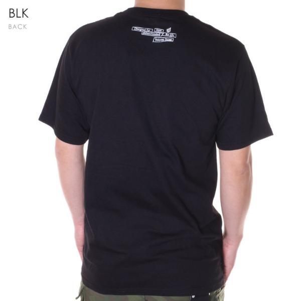 VOLCOM ボルコム Tシャツ メンズ SPEAK UP CORE ONLY S/S TEE A35119JB 2019春夏|3direct|03