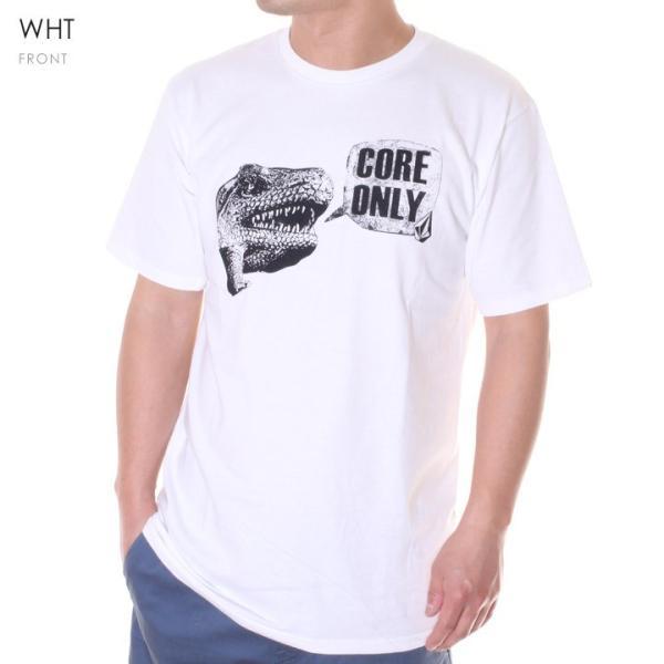 VOLCOM ボルコム Tシャツ メンズ SPEAK UP CORE ONLY S/S TEE A35119JB 2019春夏|3direct|04