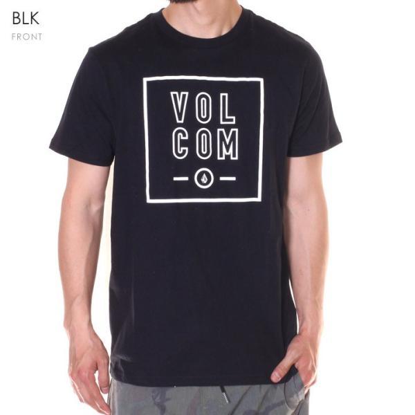 VOLCOM ボルコム Tシャツ メンズ APAC FLAGG STONE S/S TEE AF5119G2 2019春夏|3direct|02