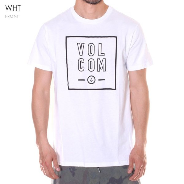 VOLCOM ボルコム Tシャツ メンズ APAC FLAGG STONE S/S TEE AF5119G2 2019春夏|3direct|04
