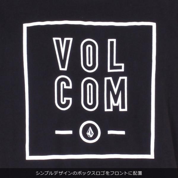 VOLCOM ボルコム Tシャツ メンズ APAC FLAGG STONE S/S TEE AF5119G2 2019春夏|3direct|06
