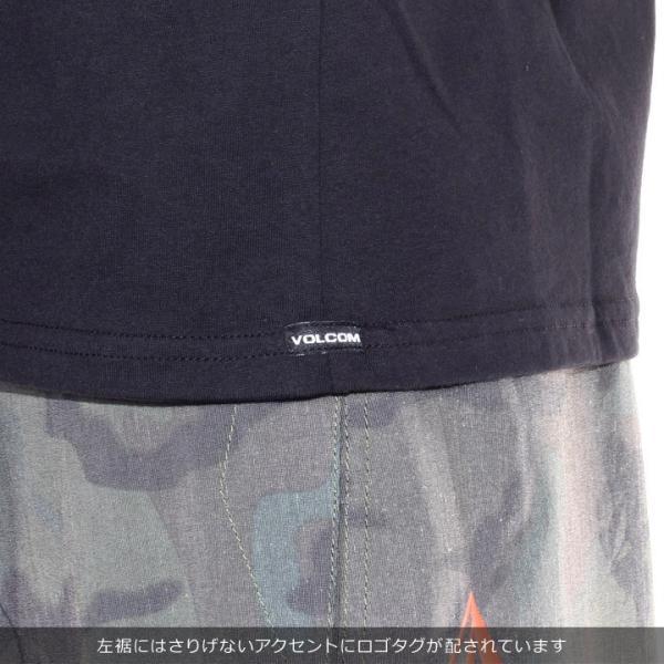 VOLCOM ボルコム Tシャツ メンズ APAC FLAGG STONE S/S TEE AF5119G2 2019春夏|3direct|07