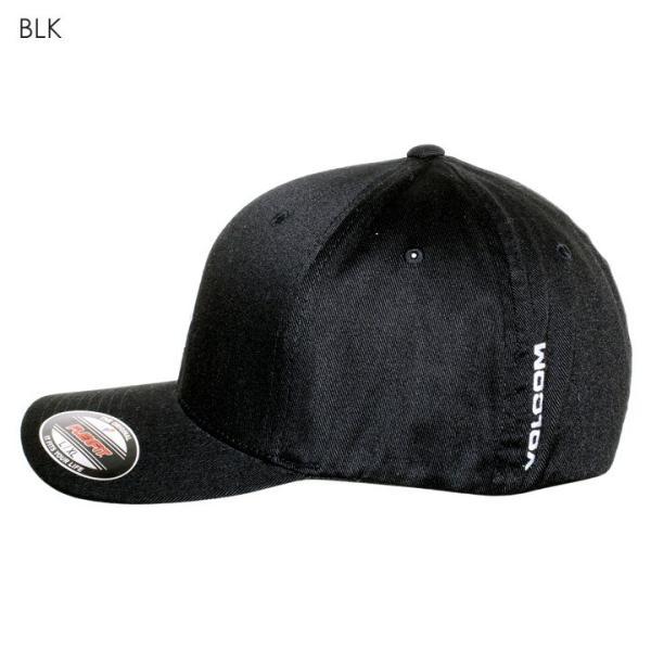 VOLCOM ボルコム キャップ メンズ FULL STONE XFIT HAT D5511105 2019春夏|3direct|05