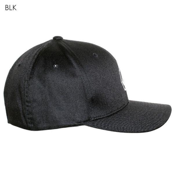 VOLCOM ボルコム キャップ メンズ FULL STONE XFIT HAT D5511105 2019春夏|3direct|06