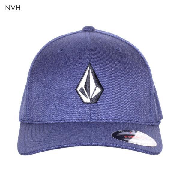 VOLCOM ボルコム キャップ メンズ FULL STONE XFIT HAT D5511105 2019春夏|3direct|08