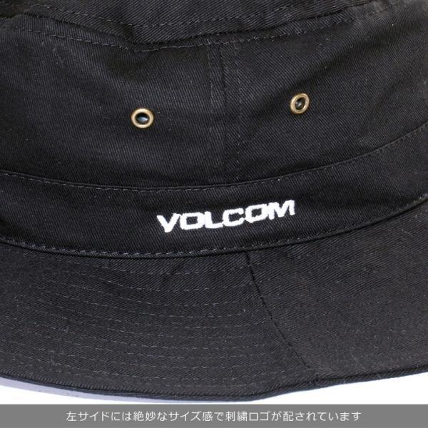 SALE セール VOLCOM ボルコム ハット メンズ QUARTER PATCH ADVENTURE HAT D55119JA 2019春夏|3direct|09