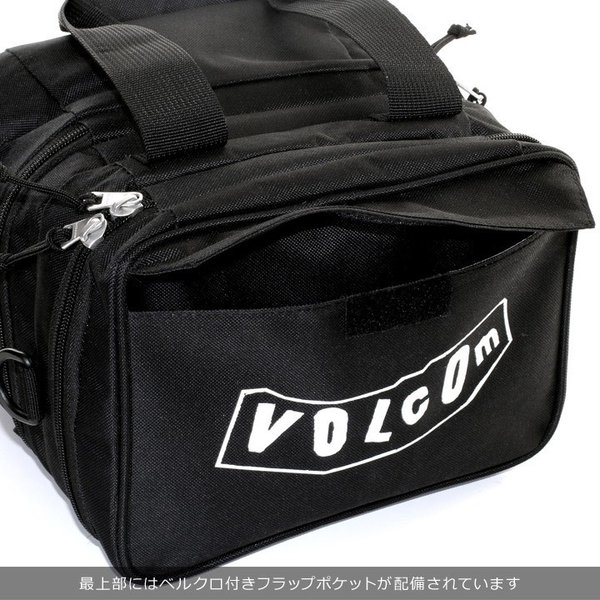 VOLCOM ボルコム ピクニックバッグ メンズ PISTOL PICNIC BOX D665119JB 2019春夏 3direct 09