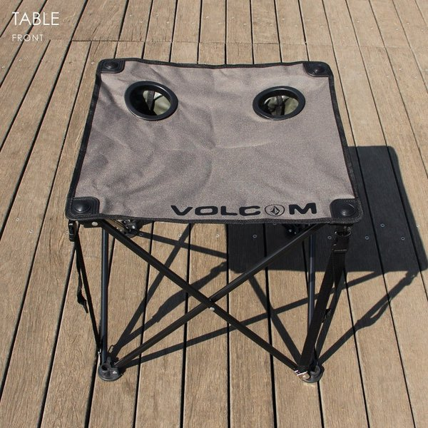 VOLCOM ボルコム ビーチチェア CIRCLE STONE BEACH CHAIR SET D67119JA 2019春夏|3direct|02